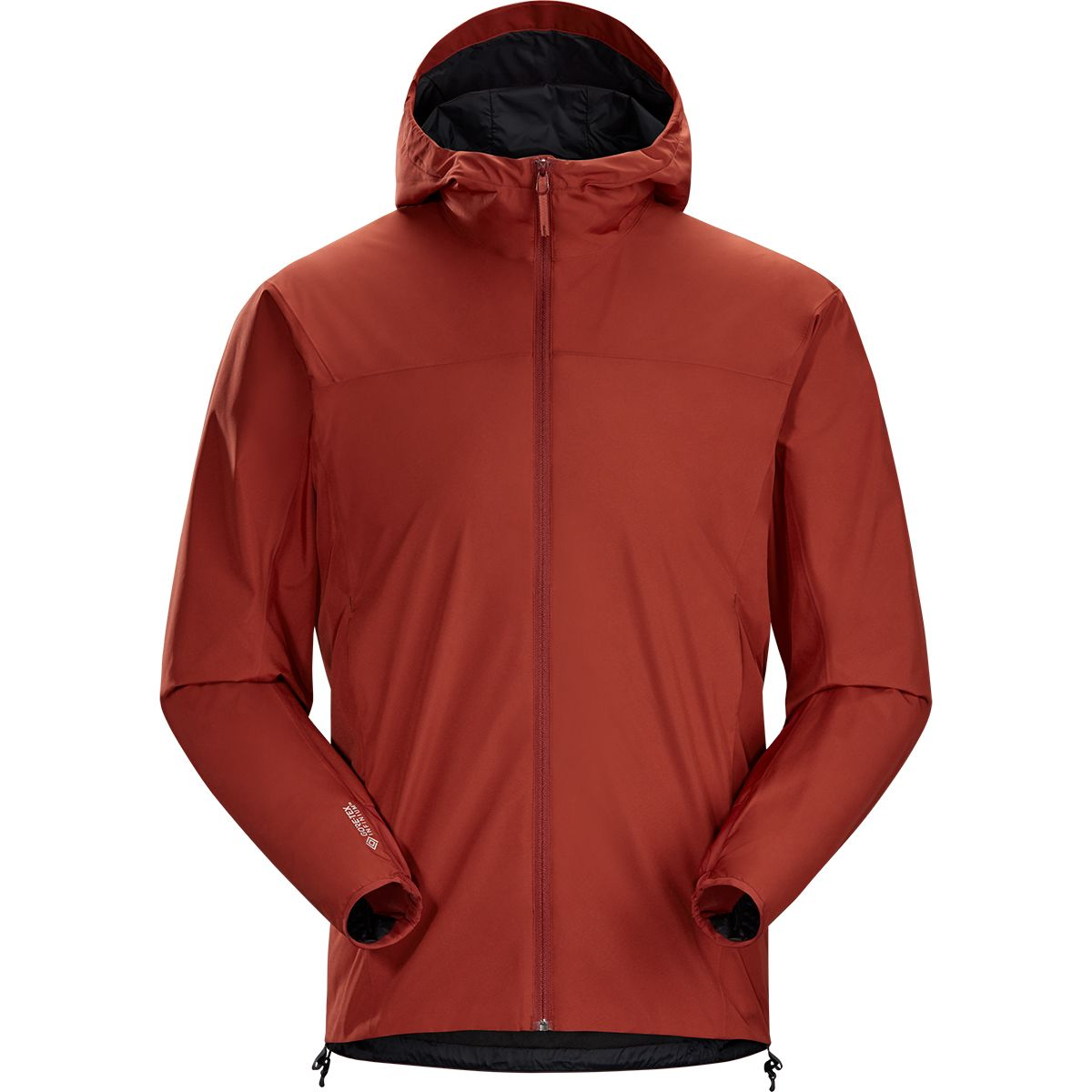 photo: Arc'teryx Solano Hoody soft shell jacket