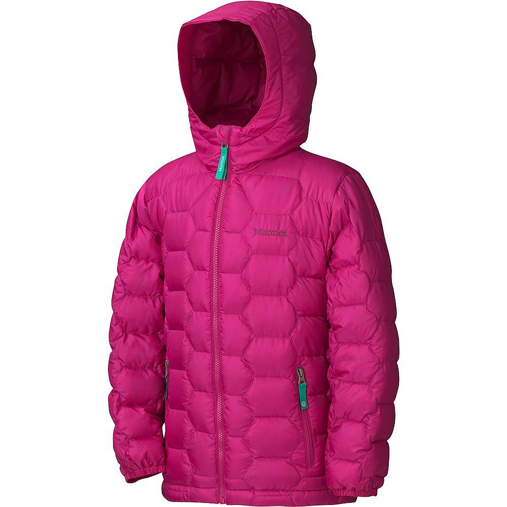 photo: Marmot Girls' Ama Dablam Jacket down insulated jacket