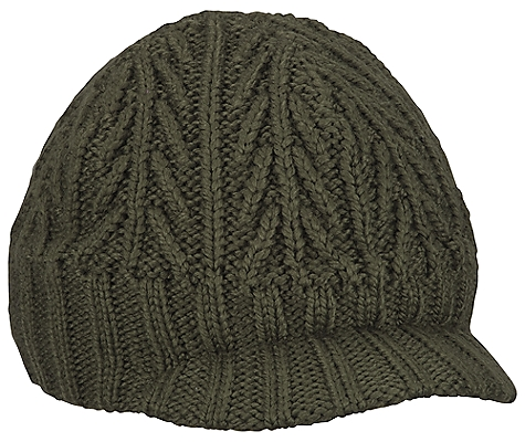 photo: Columbia Rocky Ridge Visor winter hat