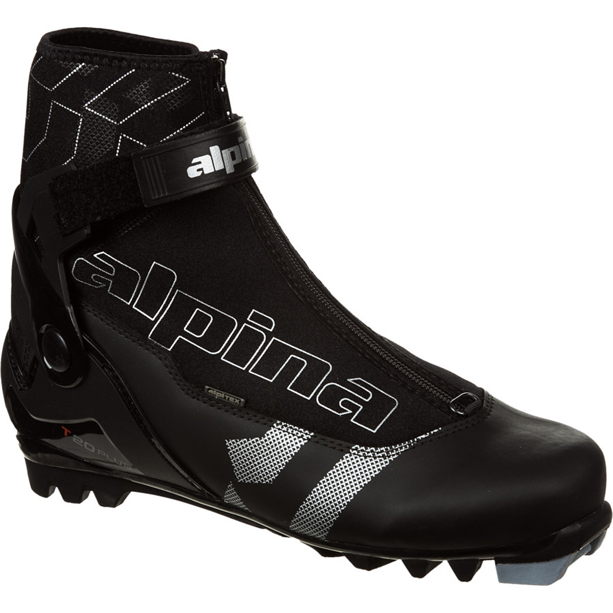 photo: Alpina T20 Plus nordic touring boot