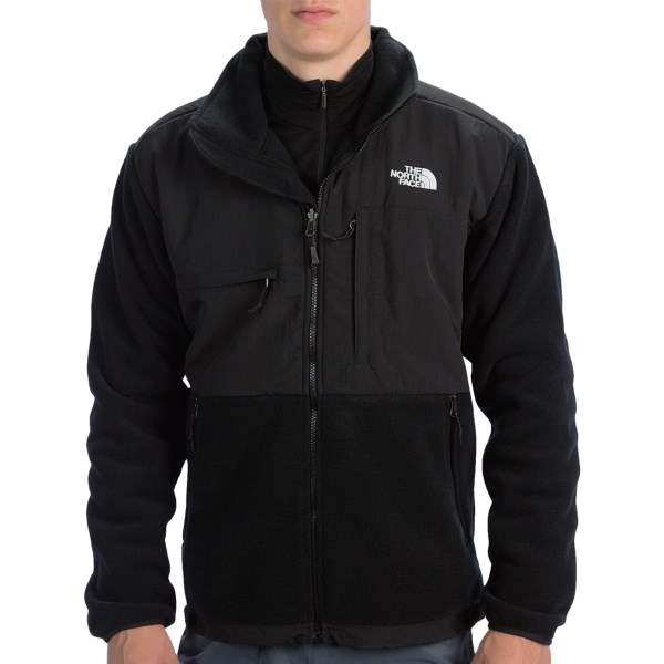 north face jacket adds 3 points.