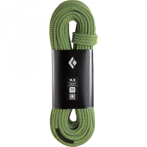 Black Diamond 9.2mm FullDry Climbing Rope