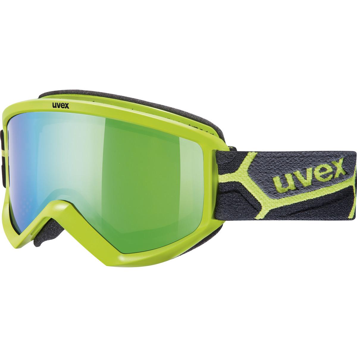 Uvex Fire Lite Mirror Goggle