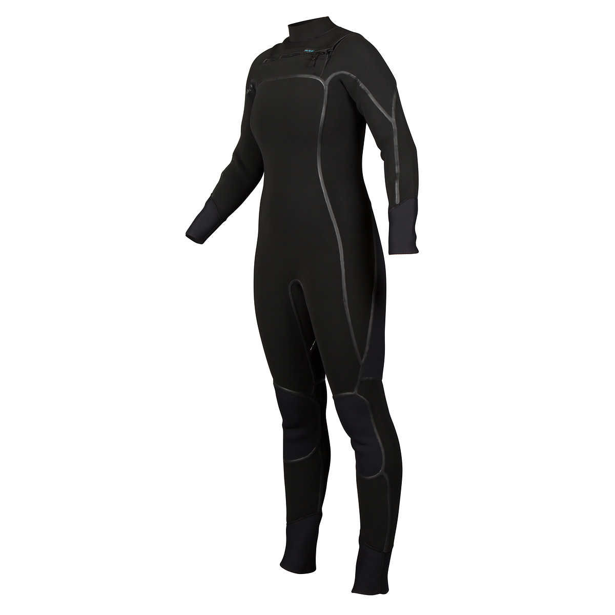 photo: NRS Women's Radiant 4/3 Wetsuit wet suit