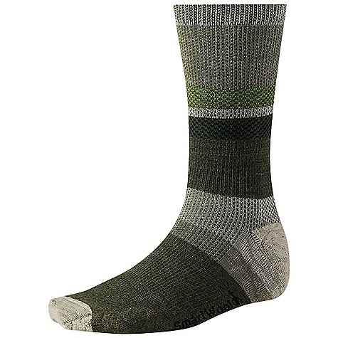 photo: Smartwool Distressed Stripe hiking/backpacking sock