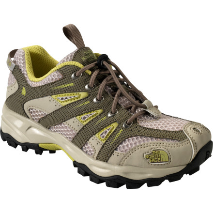photo: The North Face Girls' Prophecy II trail shoe