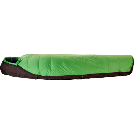 photo: Sierra Designs Solar Flare 15 3-season down sleeping bag