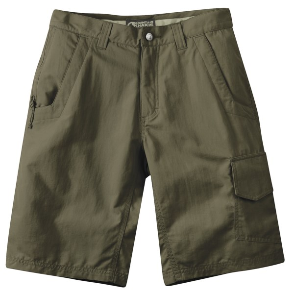 photo: Mountain Khakis Granite Creek Short hiking short