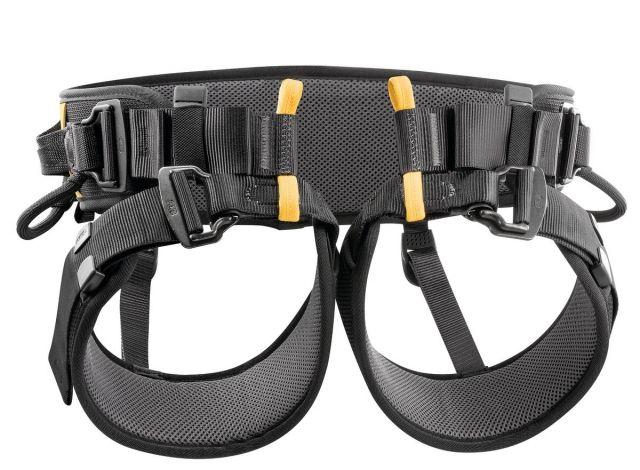 photo: Petzl Falcon Ascent sit harness