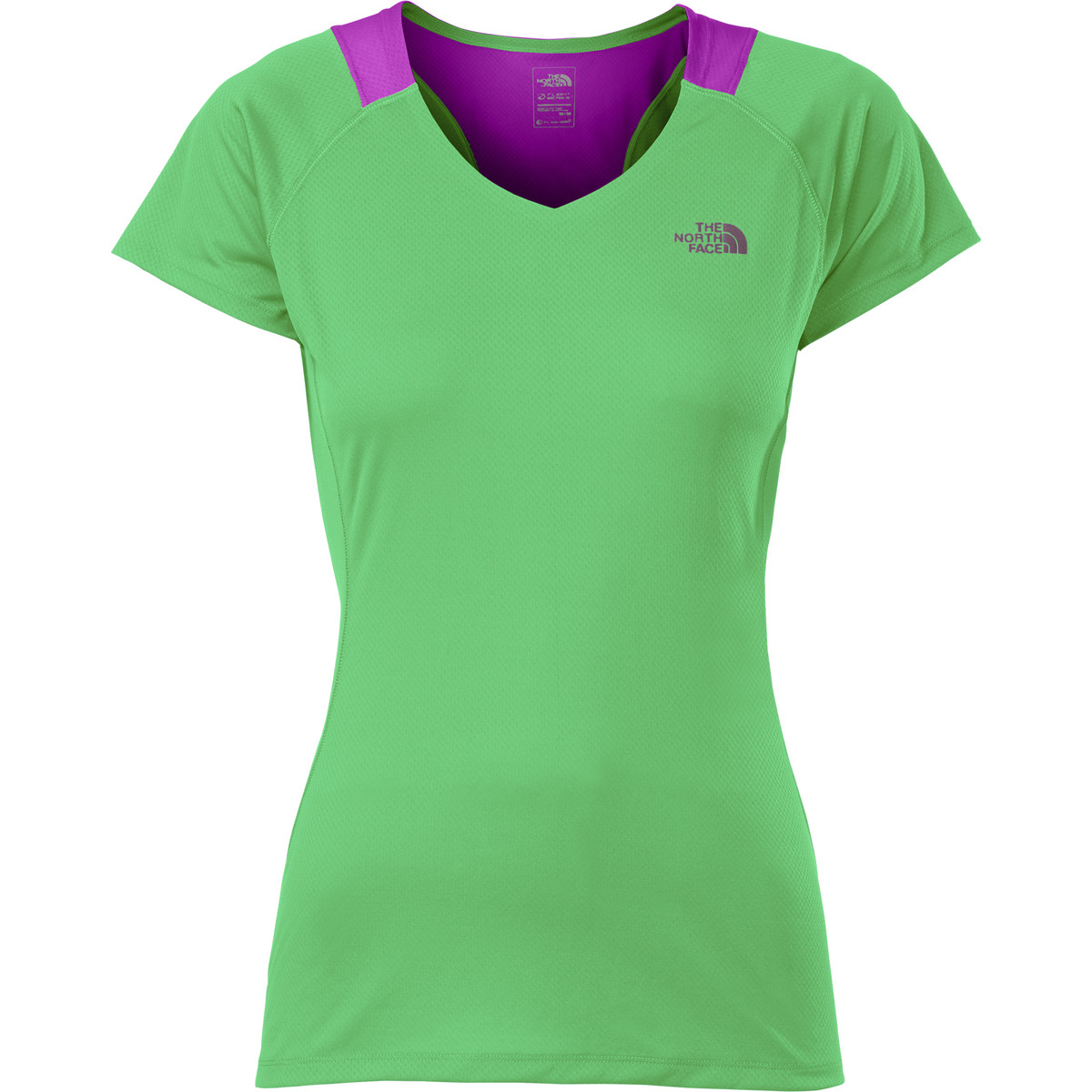 photo: The North Face Women's Better Than Naked Crew short sleeve performance top