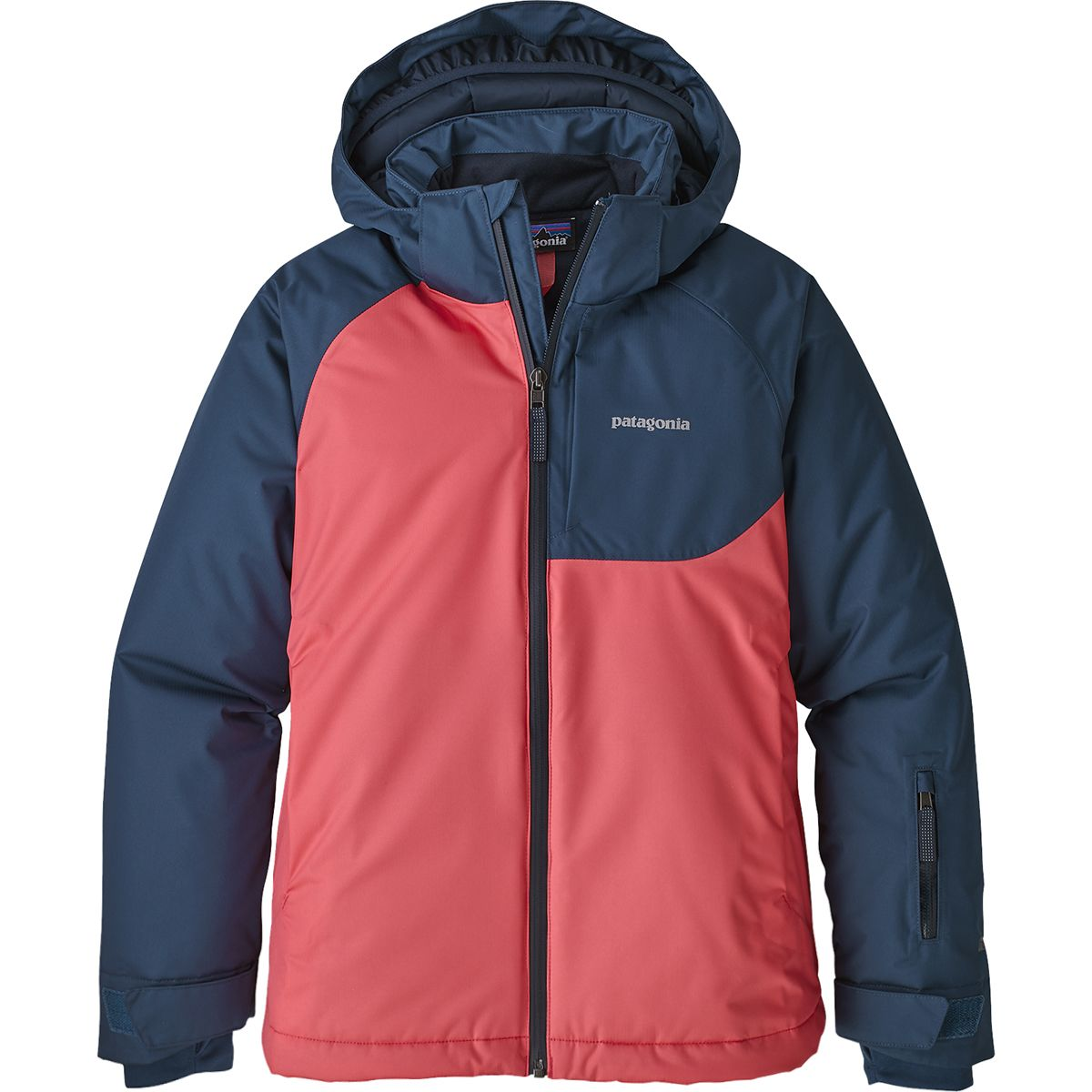 photo: Patagonia Girls' Insulated Snowbelle Jacket synthetic insulated jacket