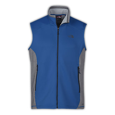 photo: The North Face Men's Concavo Vest fleece vest