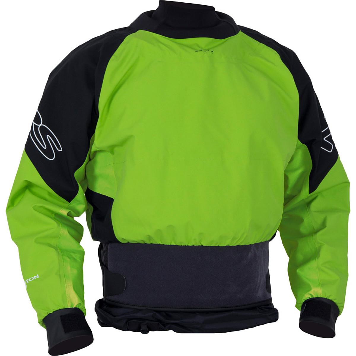 photo: NRS Flux Drytop long sleeve paddle jacket