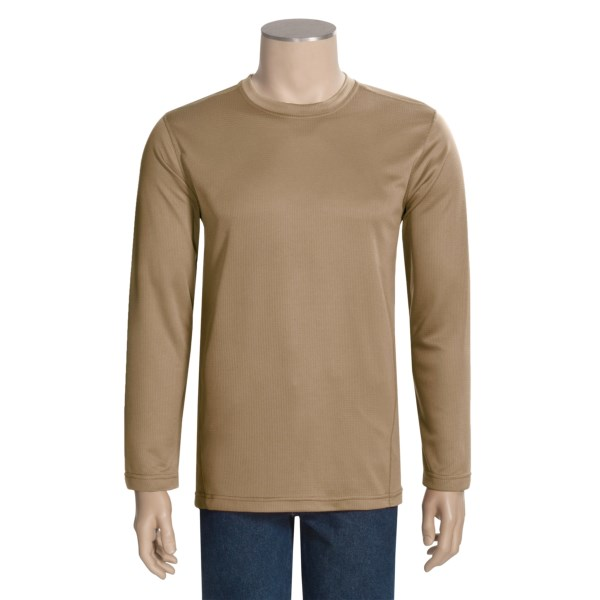 photo: Terramar Men's Terra-T L/S base layer top