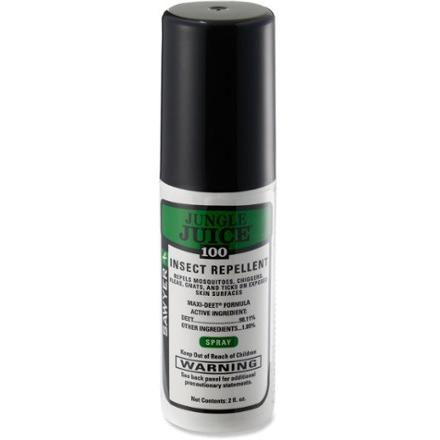 photo: Sawyer Jungle Juice 100 insect repellent