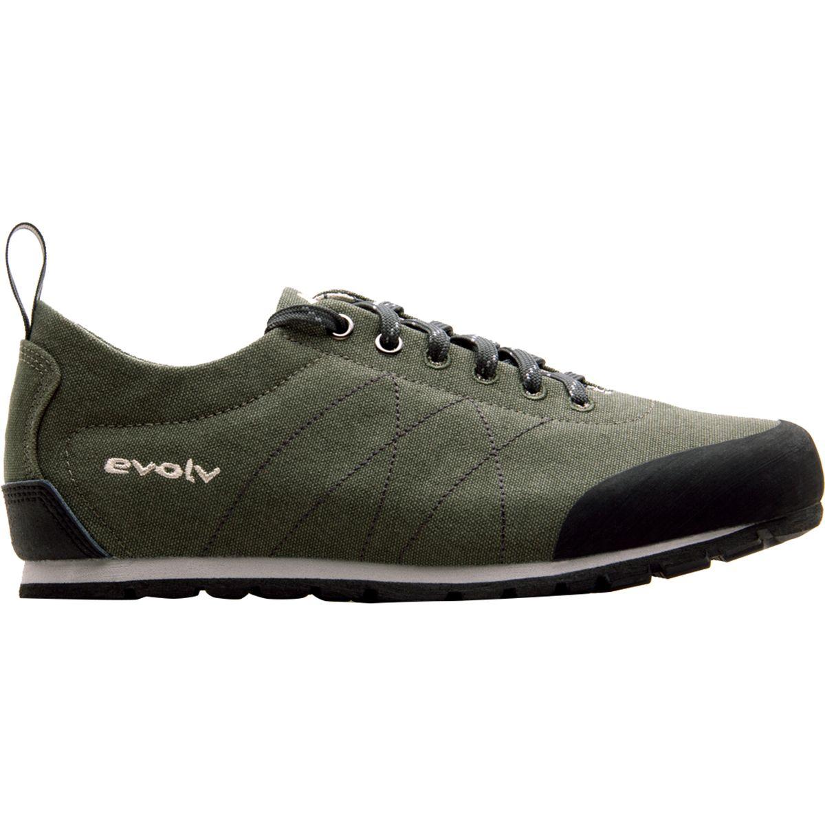 photo: evolv Women's Cruzer Psyche approach shoe