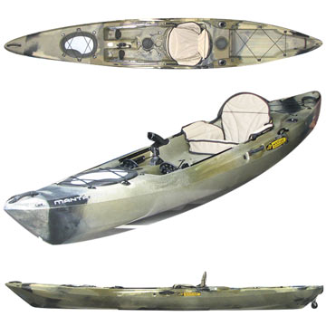 Native Watercraft Manta Ray 14 Reviews - Trailspace