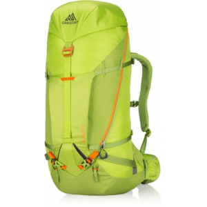 photo: Gregory Alpinisto 50 weekend pack (3,000 - 4,499 cu in)