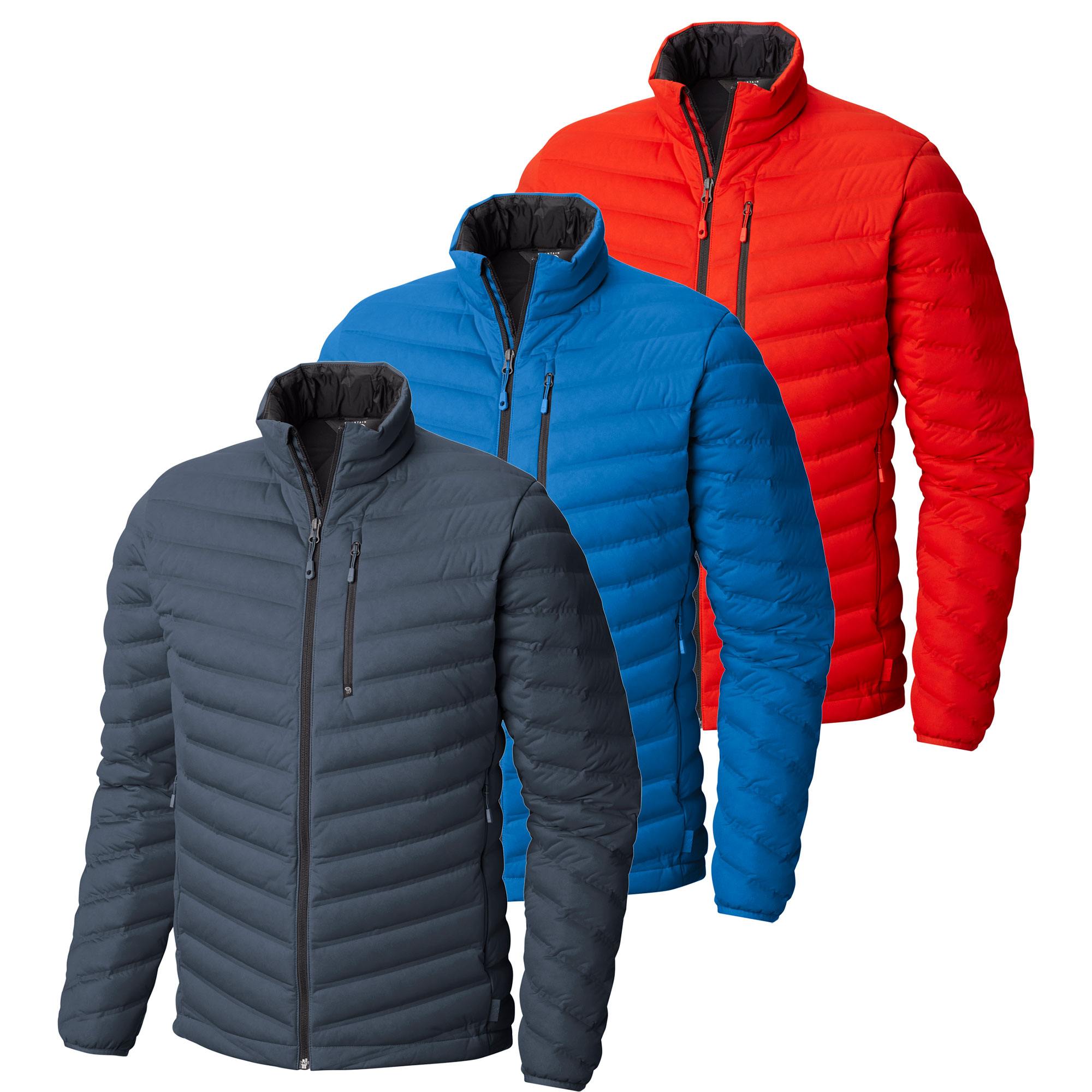 photo: Mountain Hardwear StretchDown Jacket down insulated jacket