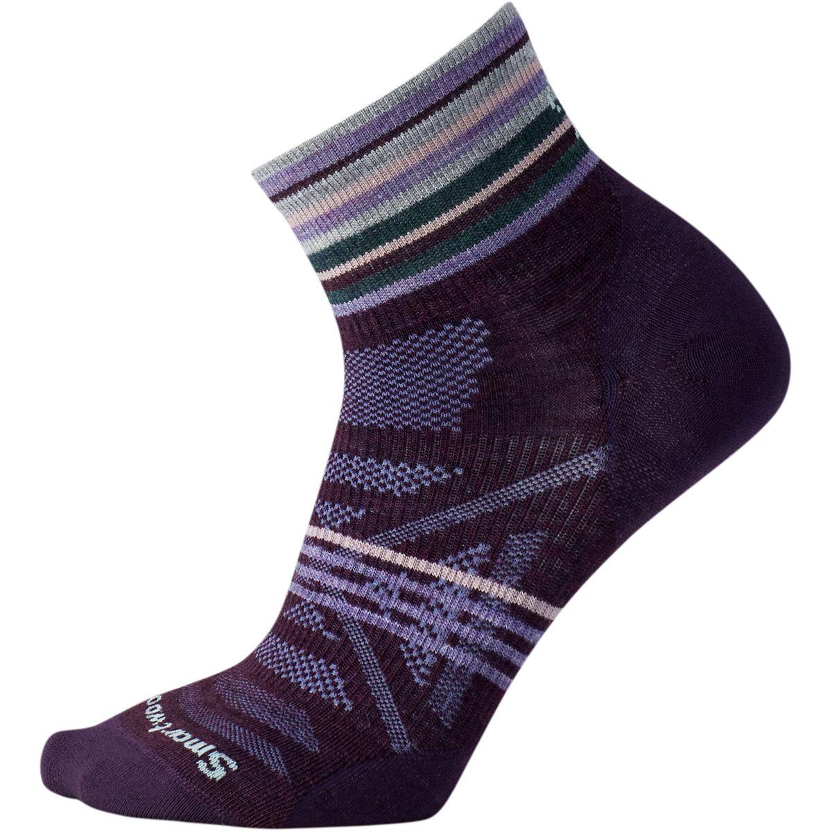 photo: Smartwool Women's PhD Outdoor Ultra Light Mini Sock running sock