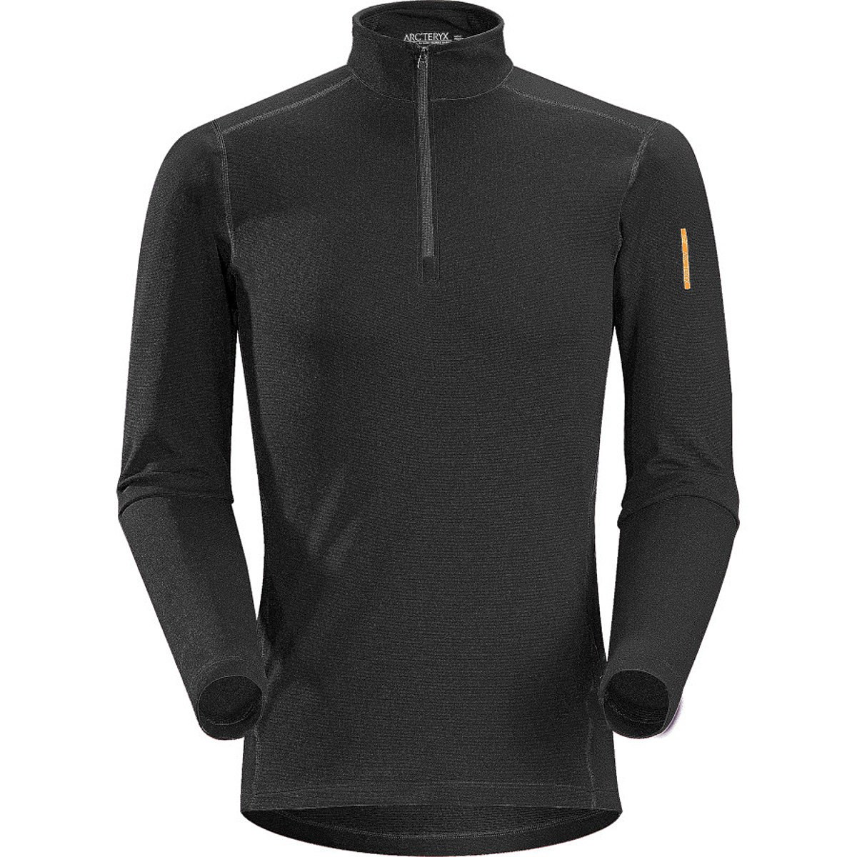 photo: Arc'teryx Phase SV Zip-Neck LS long sleeve performance top