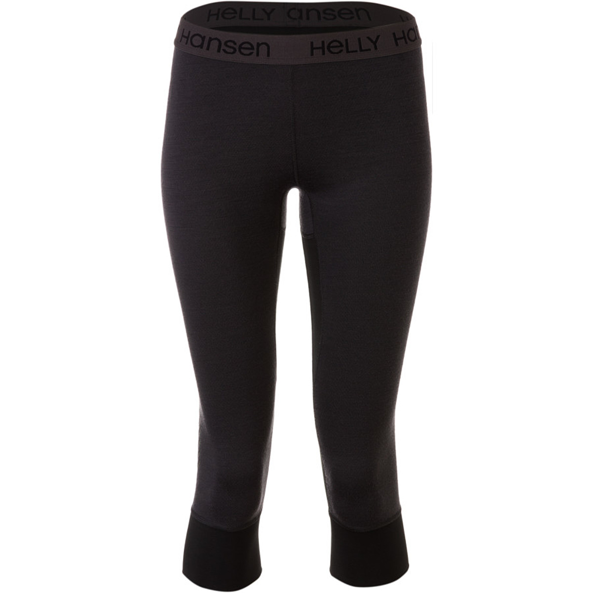 photo: Helly Hansen Women's HH Warm Odin Hybrid 3/4 Pant base layer bottom