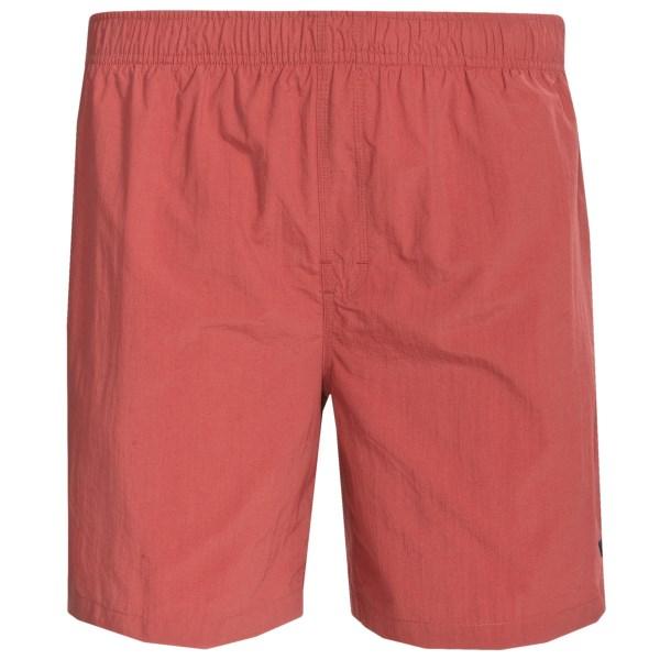 White Sierra So Cal Swim Short