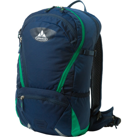 photo: VauDe Splash Air 20+5 hydration pack