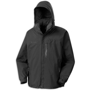 photo: Columbia Powderkeg Parka component (3-in-1) jacket