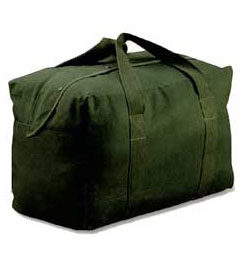 Texsport Heavy Canvas Equipment Bag