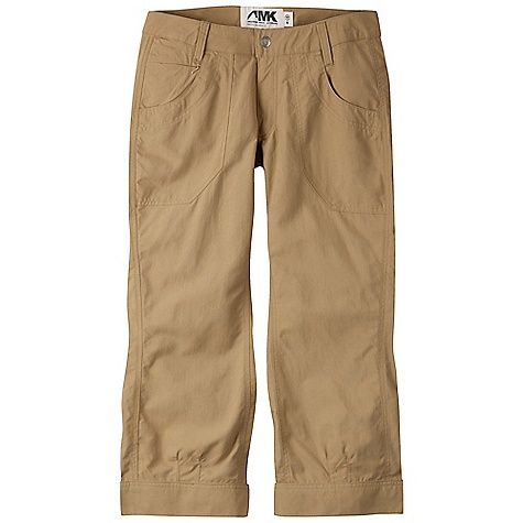photo: Mountain Khakis Granite Creek Capri hiking pant