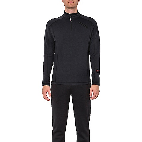 66°North Sturla Powerwool Zip Neck