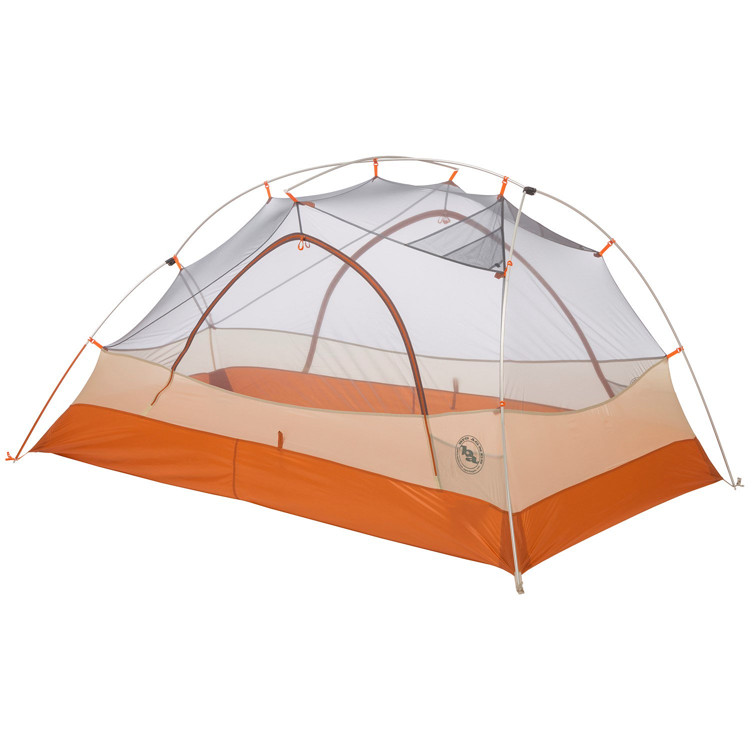 photo: Big Agnes Copper Spur UL2 three-season tent