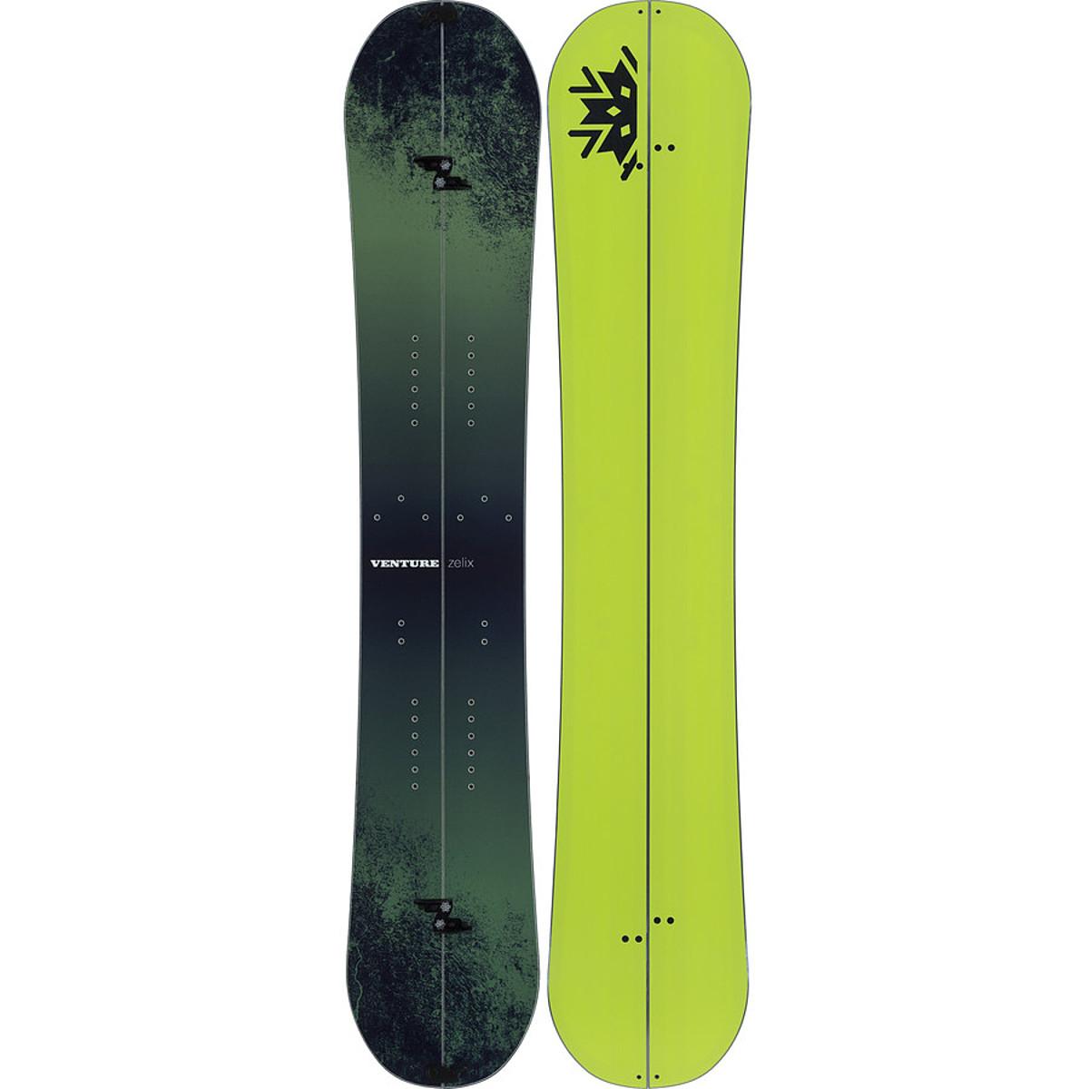 photo: Venture Snowboards Zelix Splitboard splitboard
