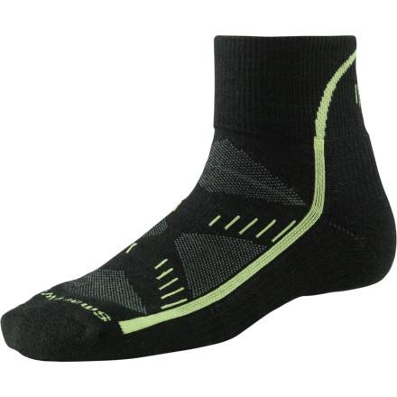 Smartwool PhD Trail Running Mini Sock