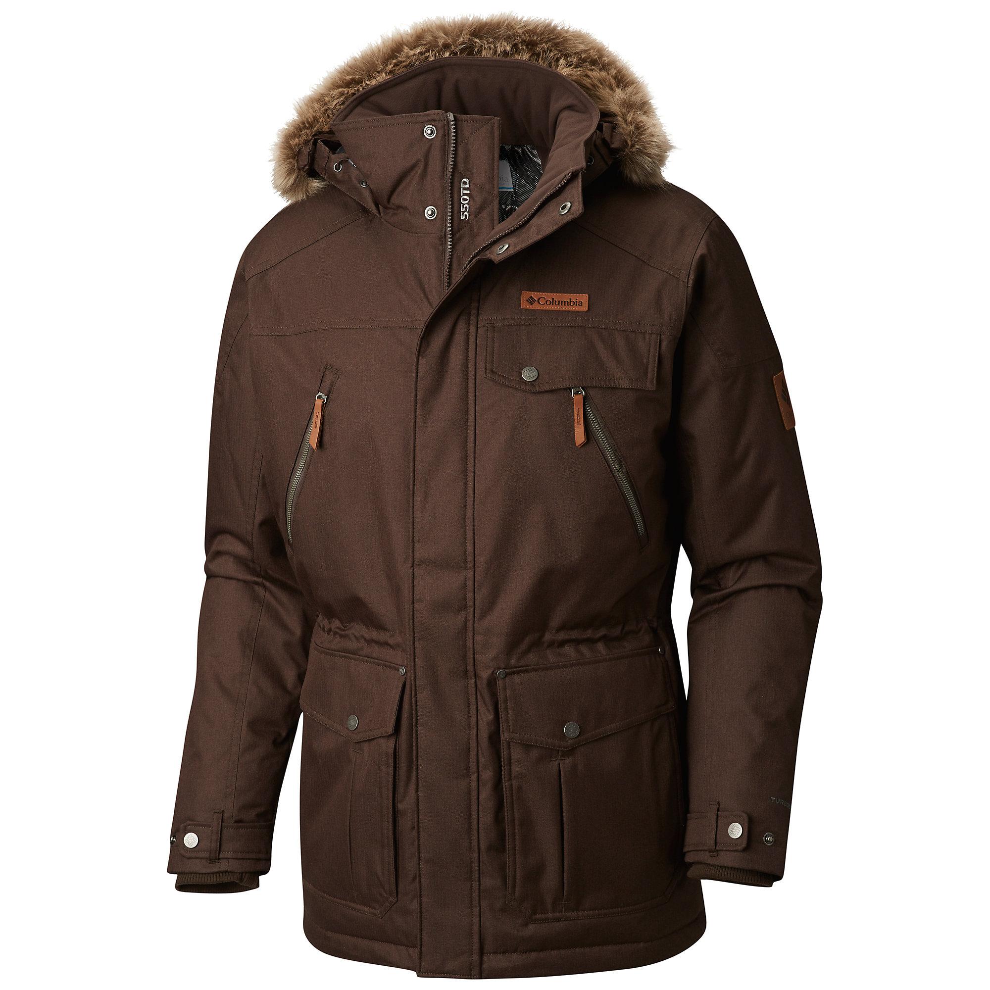 Columbia Barlow Pass 550 TurboDown Jacket