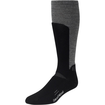 photo: Smartwool Ski Medium Sock snowsport sock