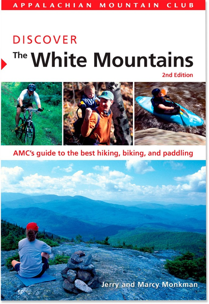 photo: Appalachian Mountain Club Discover the White Mountains us northeast guidebook
