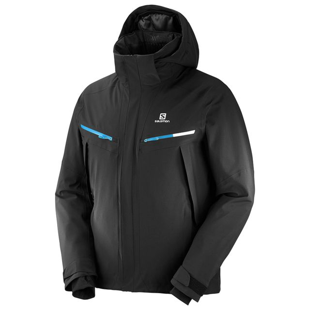 photo: Salomon Icecool Jacket snowsport jacket