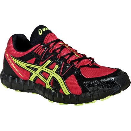 photo: Asics Men's GEL-FujiTrainer 2 trail running shoe
