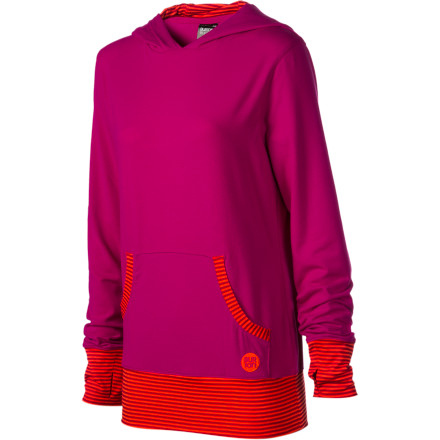 Burton Player Pullover Hooded Tee