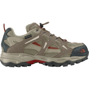 photo: The North Face Boys' Hedgehog WP trail shoe