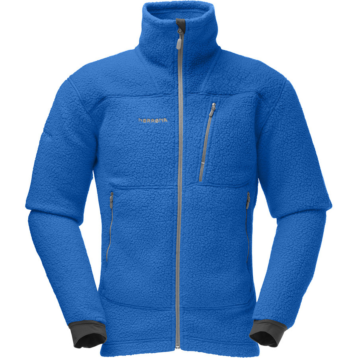photo: Norrona Trollveggen Warm2 Jacket fleece jacket
