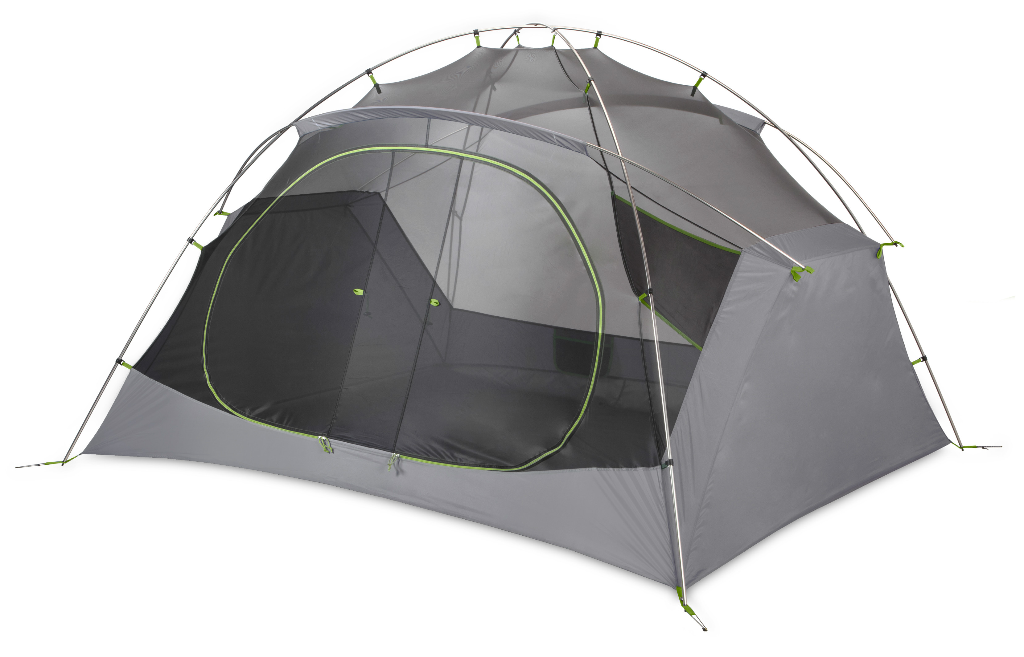 photo: NEMO Bungalow 4P three-season tent