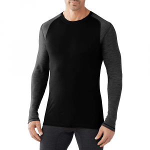 photo: Smartwool Men's Midweight Pattern Crew base layer top