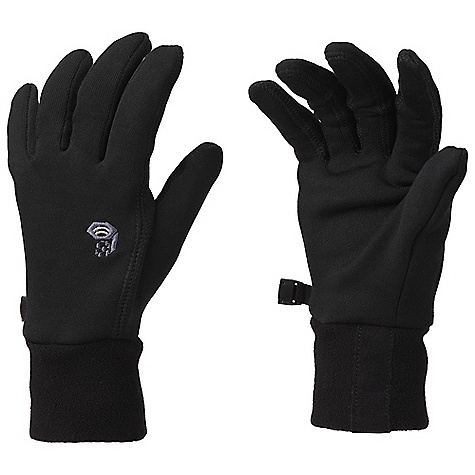 photo: Mountain Hardwear Women's Stimulus Stretch Glove glove liner