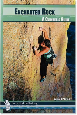 photo: Sharp End Publishing Enchanted Rock: A Climber's Guide us mountain states guidebook