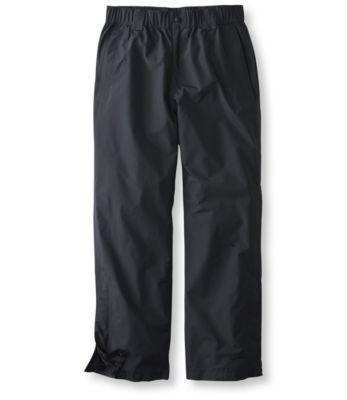 photo: L.L.Bean Stowaway Pant waterproof pant