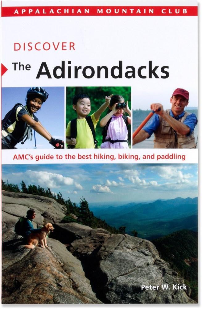 photo: Appalachian Mountain Club Discover the Adirondacks us northeast guidebook