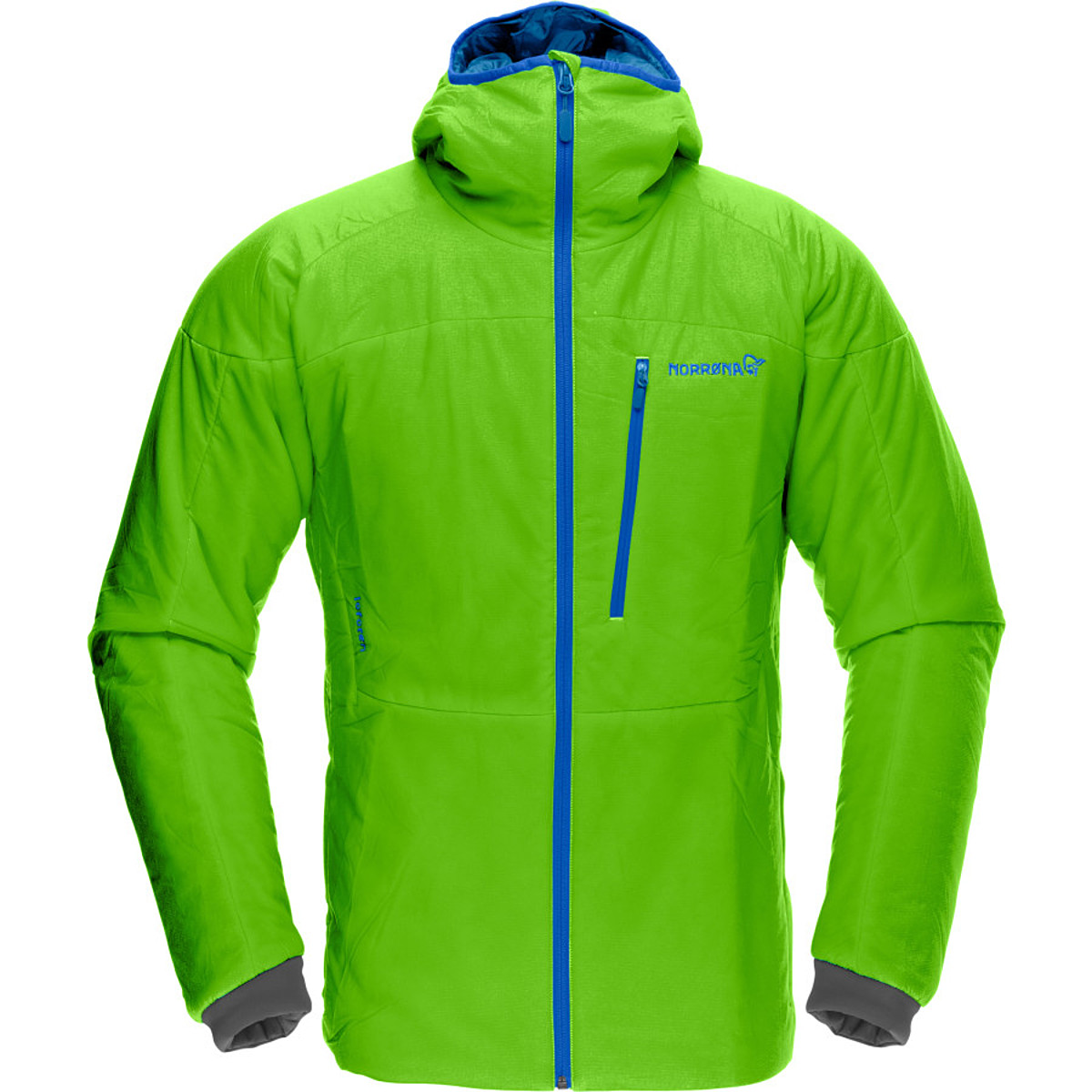 photo: Norrona Lofoten Primaloft100 Jacket synthetic insulated jacket